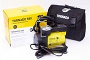 Компрессор автомобильный TORNADO 580, 40л/мин, 12V, 150W