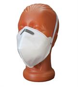 Полумаска фильтрующая складная, класс защиты FFP1, 20 шт, (уп.)
