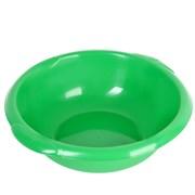 Таз пластиковый круглый с носиком, 18 л, зеленый