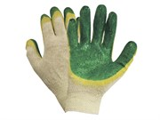 Перчатки трикотажные, двойное латексное покрытие  (шт.)