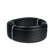 Труба ПНД ПЭ100 Ф25х2 SDR13.6 PN12.5, черная, 100м