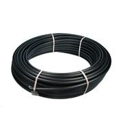 Труба ПНД ПЭ100 Ф32х2 SDR17 PN10, черная, 100м