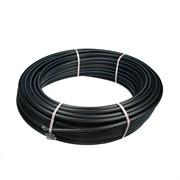Труба ПНД ПЭ100 Ф32х2 SDR17 PN6.4, техническая, черная, 100м