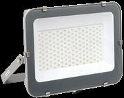 Прожектор светодиодный СДО 06-150, черный IP65 6500К