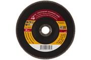 Круг лепестковый БАЗ торцевой, Р80 (№16) 180х22мм, (шт.)