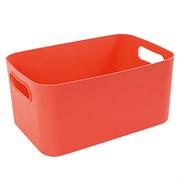 Корзина для хранения мелочей, пластиковая, 23 х 15,5 х 12 см, (шт.)