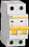 Автоматический выключатель MVA20-2-063-C,  ВА47-29, 2Р, 50А, 4,5кА, х-ка С