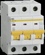 Автоматический выключатель MVA20-3-025-C, ВА47-29, 2Р, 25А, 4,5кА, х-ка С