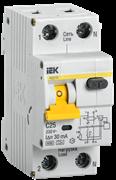Автоматический выключатель дифференциального тока  АВДТ32 C25 , (шт.)