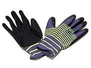 Перчатки нейлоновые с покрытием из вспененного каучука, 13 класс (шт.)