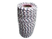 Фал плетеный полипропиленовый, D12мм, L 100м, 24-прядный, 1000кгс, с сердечником