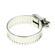 Хомут стальной, диаметр 16 - 28 мм (шт.)