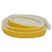 Уплотнитель для окон 10 мм х 10 мм х 10м, поролон, на клейкой основе  (шт.)