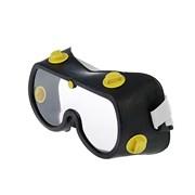 Очки защитные, стекло поликарбонат, черные   (шт.)